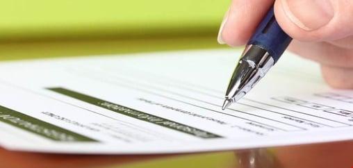Varsel om mulige kontraktsmessige hindringer av Koronaviruset