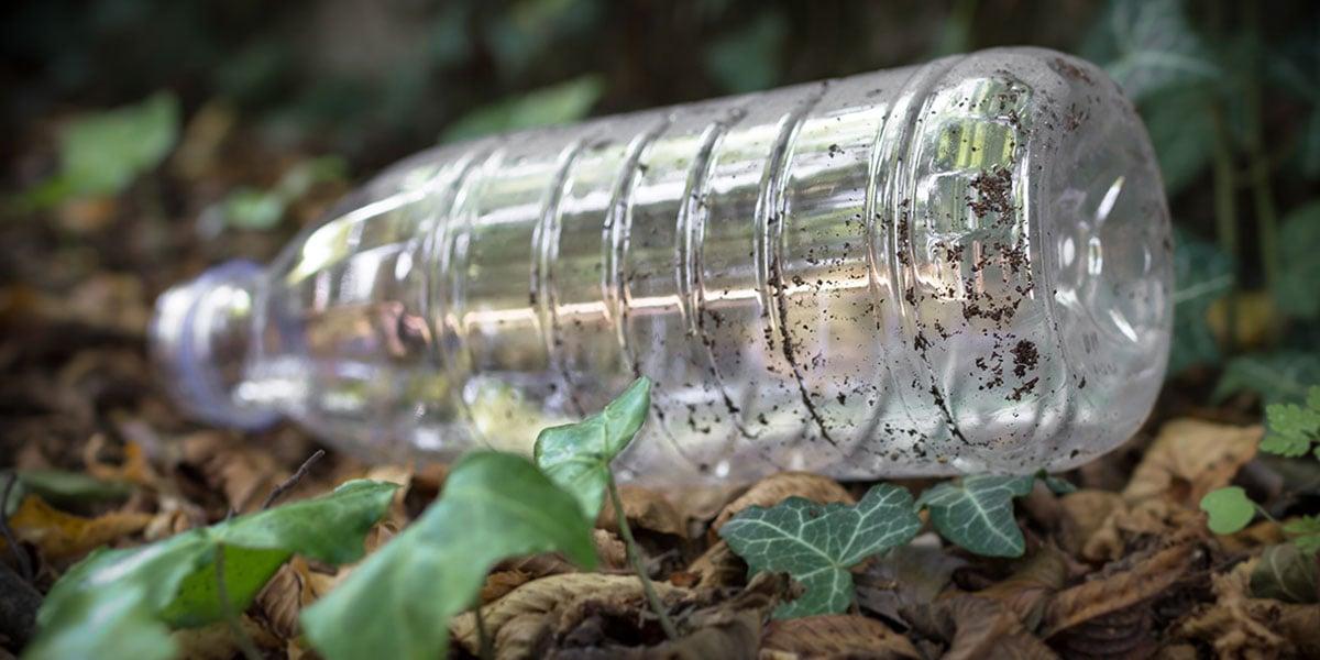plastflaska