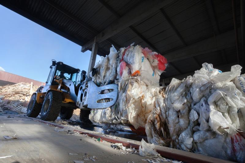 Gjenvinning av plast i næringslivet