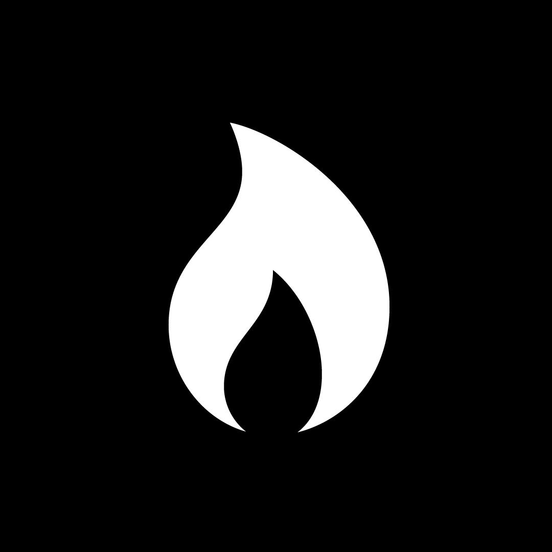 Brennbar-rest