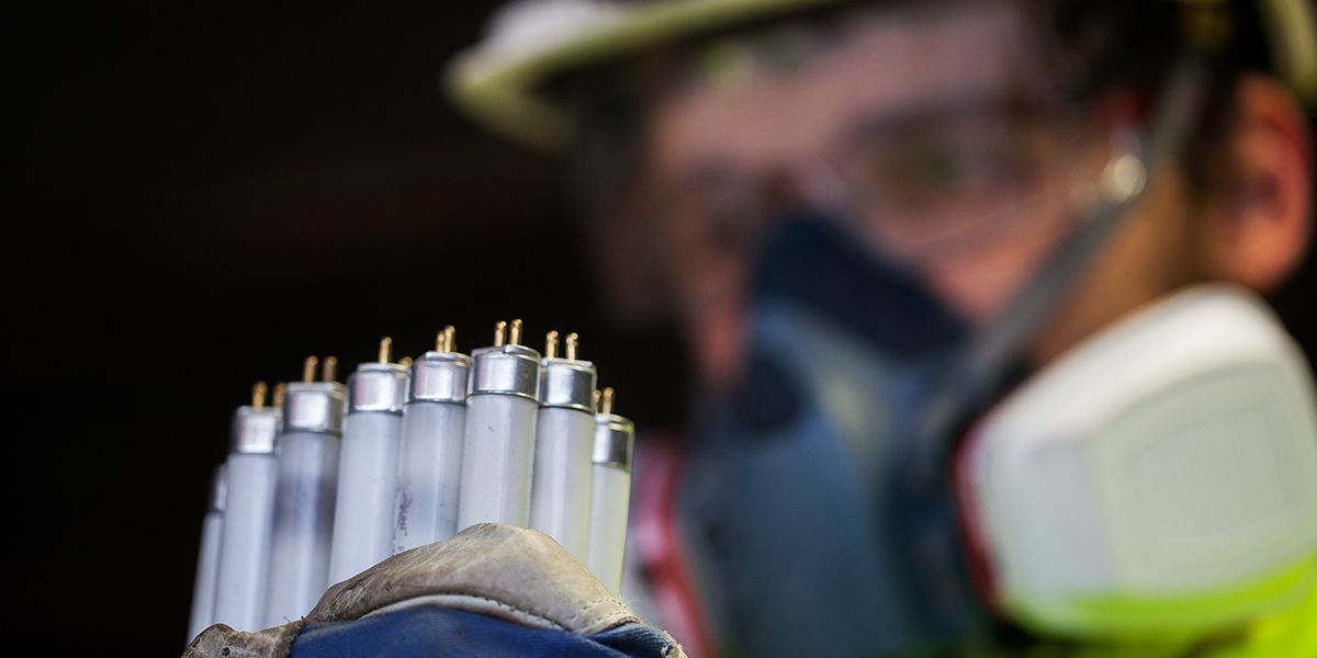 Hvilke fraksjoner må håndteres som farlig avfall?