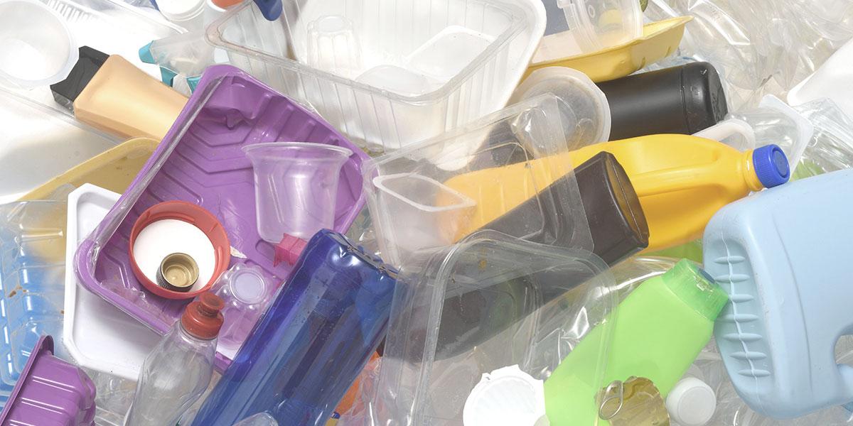 Dette er de vanligste plasttypene