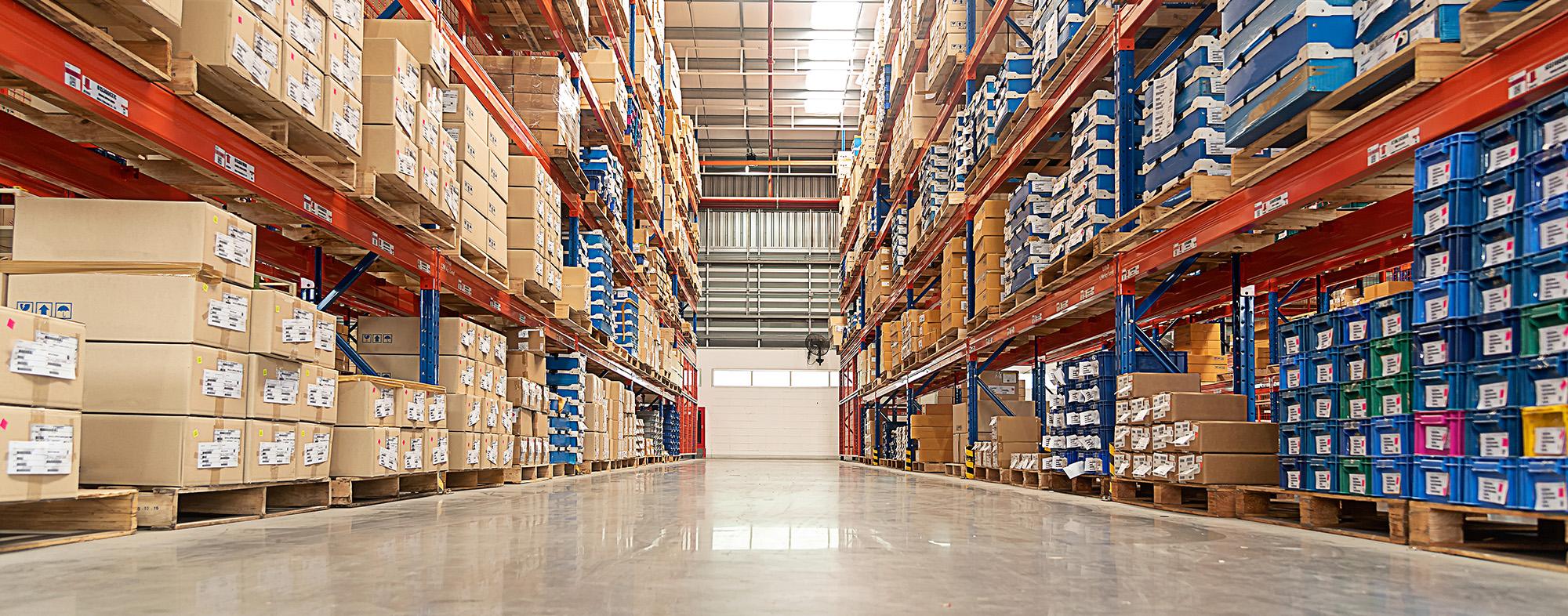 Lager og logistikk web sorteringsguide