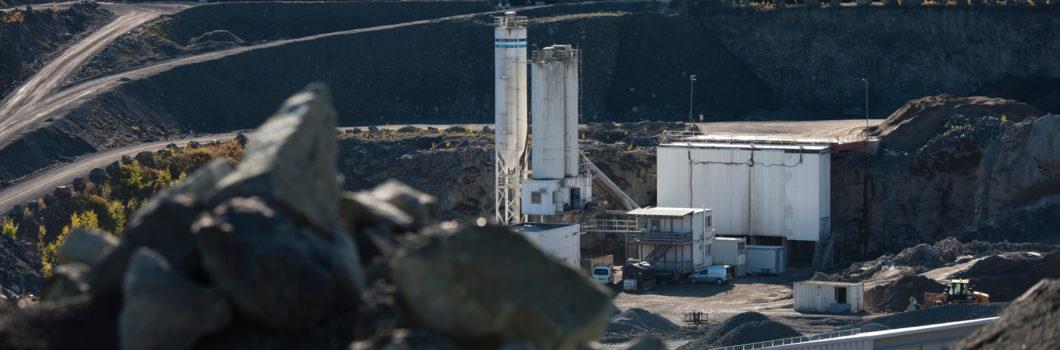 Foreslår at Franzefoss håndterer steinmassene fra Oslos nye vanntunnel