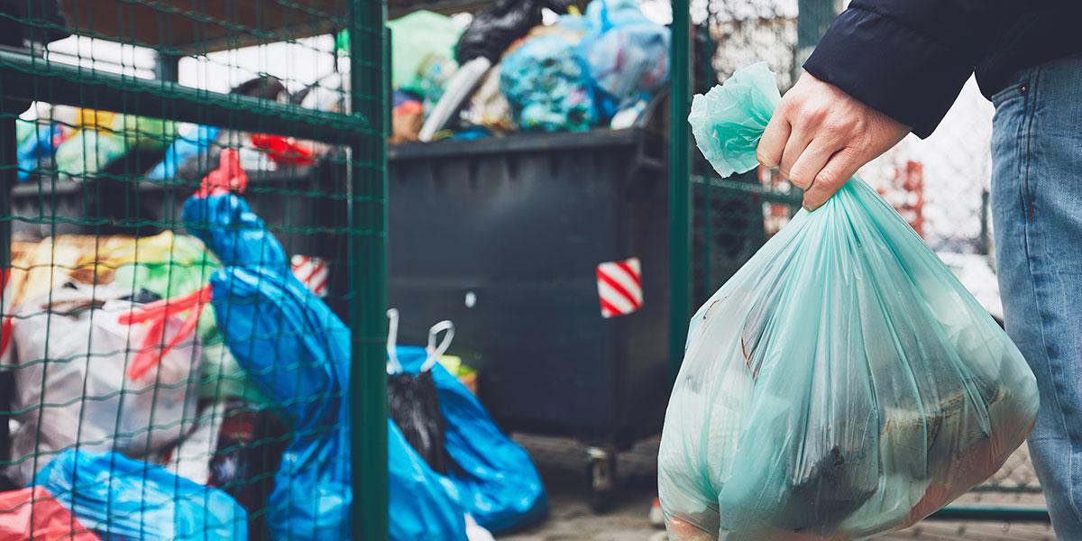 5 gode tips til et ryddigere avfallsrom