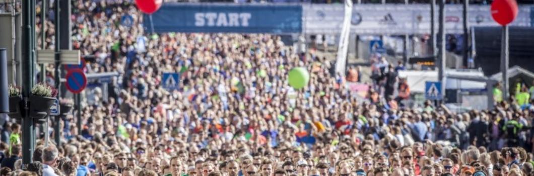 Oslo Maraton og Franzefoss har felles miljøfokus